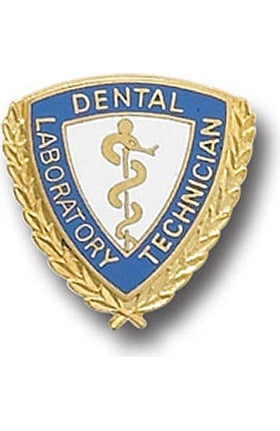 Arthur Farb Dental Laboratory Technician Pin