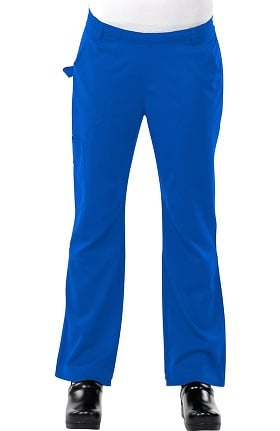 Clearance Safety Weave™ Antimicrobial Stretch Luxe by AFS Women's Cargo Scrub Pants