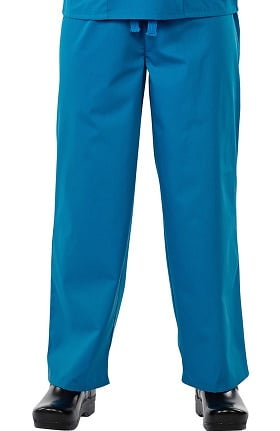 Clearance AFS Men's Antimicrobial Drawstring Cargo Scrub Pants