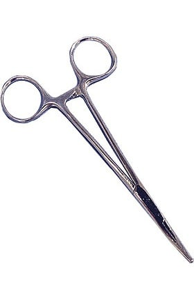 "allheart 5"" Curved Halsted Mosquito Forceps"