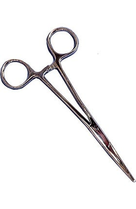 "allheart 5 1/2"" Kelly Forceps"