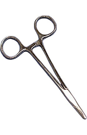 "allheart 5 1/4"" Baumgartner Needle Holder Scissors"