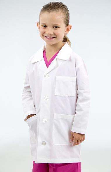 Basics by allheart Unisex Kid's Lab Coat
