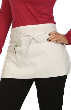 Clearance allheart Unisex Waist Apron With 3 Pockets