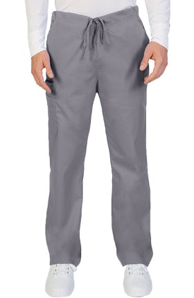 Clearance Ascent by allheart Unisex Drawstring Cargo Scrub Pant