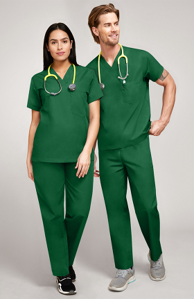 Basics by allheart Unisex Scrub Set