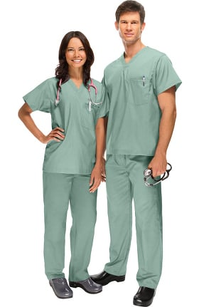 2e1d1a10d9f Green Scrubs - Medical & Nursing Scrub Pants, Tops & Uniforms on Sale