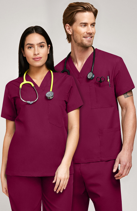 92f9711dd51 Purple Scrubs - Dark & Light Purple Nursing Scrub Sets, Pants & Tops