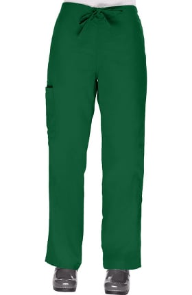 Clearance Tall and Petite Basics by allheart Women's Cargo Scrub Pant