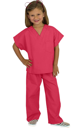 dbd36b59b6c Kids' Scrubs - Fun Lab Coats, Scrub Sets, Pants & Tops for Children