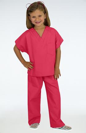 55f06f92230 Kids' Scrubs - Fun Lab Coats, Scrub Sets, Pants & Tops for Children