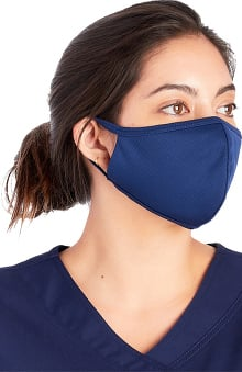 allheart Unisex Face Mask Covering 5 Pack