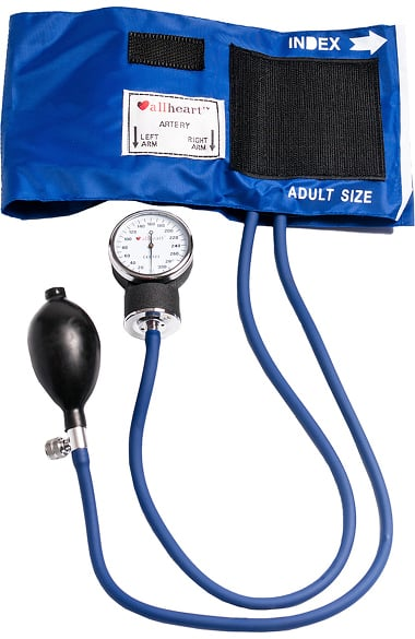 allheart Standard Blood Pressure Aneroid with Adult Cuff