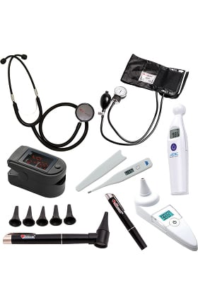 allheart Dual Head Stethoscope & Medical Device Kit