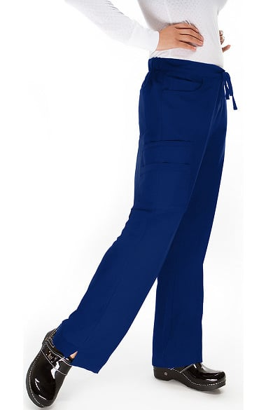 Clearance Stretch Luxe by allheart Women's Flare Leg Pant