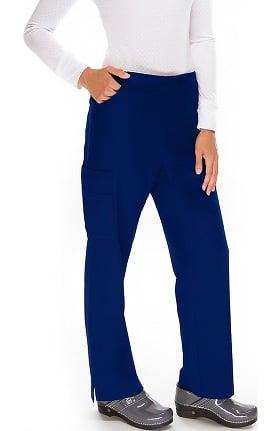 Stretch Luxe by allheart Women's Straight Leg Pant