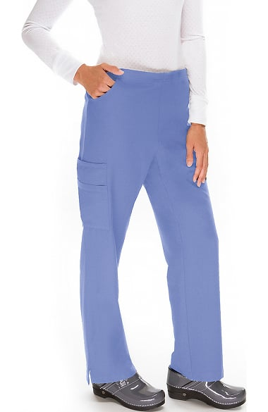 Clearance Stretch Luxe by allheart Women's Straight Leg Pant