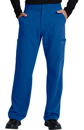 Luxe Supreme by allheart Men's Cargo Scrub Pant