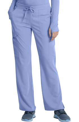Luxe Supreme by allheart Women's Cargo Scrub Pant