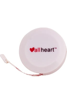 allheart Compact Retractable Soft Tape Measure