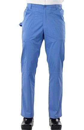 Clearance Avenue Scrubs Men's Antimicrobial Cargo Scrub Pant