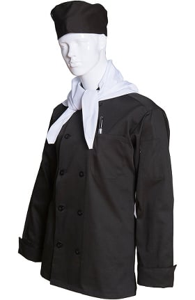 Clearance 10 Button Chef Coat