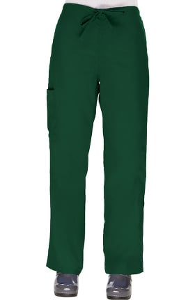 Clearance Allstar Uniforms Women's Cargo Scrub Pant