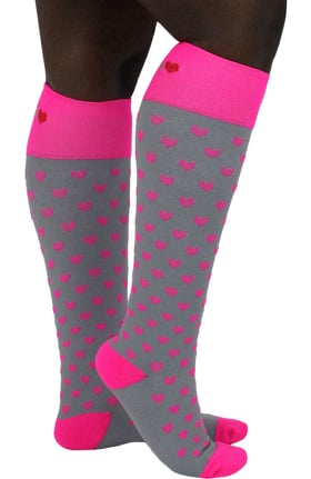 Clearance About the Nurse Women's Knee High  20-30 mmHg Compression Sock
