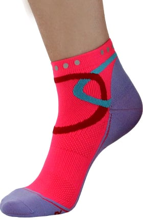 About the Nurse Unisex Sportsedge Training Ankle Sock