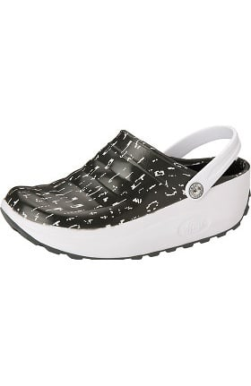 Clearance ANYWEAR Women's Point Medical Clog