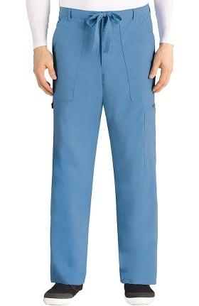 Grey's Anatomy Classic Men's 5-Pocket Cargo Scrub Pant
