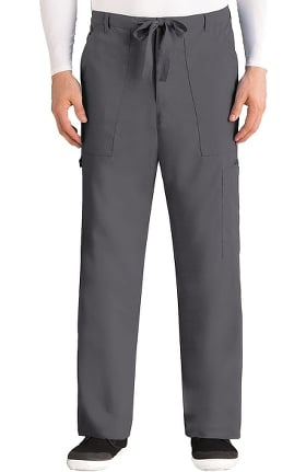 Clearance Grey's Anatomy Classic Men's 5-Pocket Cargo Scrub Pant