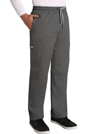 Clearance Grey's Anatomy™ Classic Men's 6 Pocket Cargo Pant