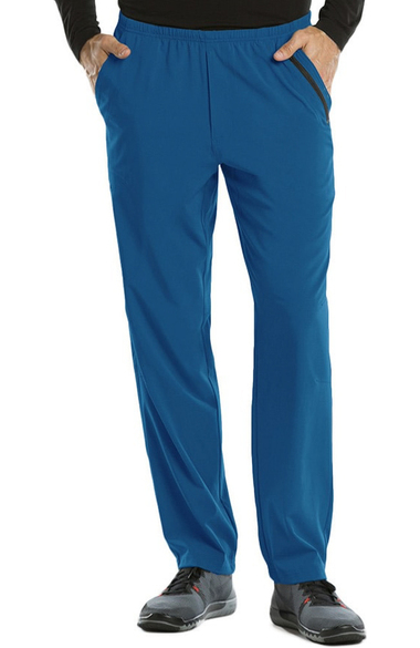 Barco One Men's Elastic Waist Athletic Jogging Scrub Pant