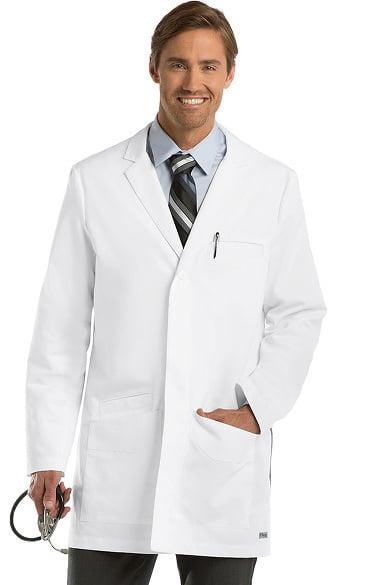 Grey's Anatomy Classic Men's 35 inch Lab Coat