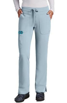Clearance Signature by Grey's Anatomy™ Women's Straight Leg Cargo Scrub Pant