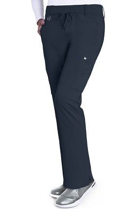 Signature by Grey's Anatomy™ Women's Olivia Trouser Cargo Scrub Pant