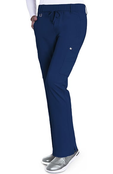 1d6a8ab3a3b Signature by Grey's Anatomy™ Women's Olivia Trouser Cargo Scrub Pant