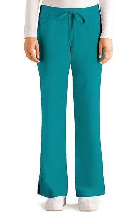 Grey's Anatomy™ Women's Drawstring Cargo Scrub Pant