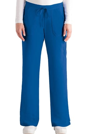 Grey's Anatomy™ Women's 4-Pocket Elastic Back Scrub Pant