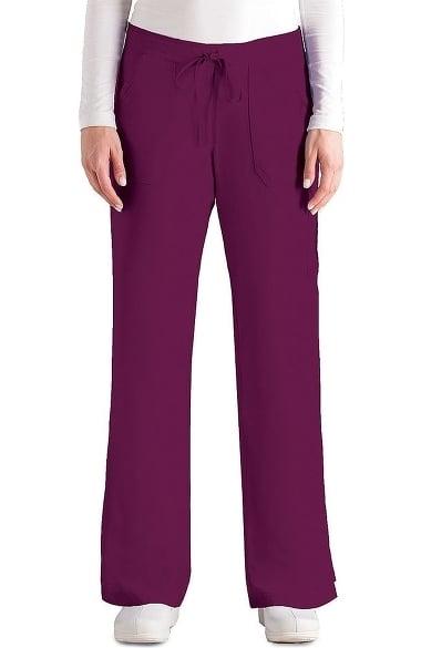 fe8b7b57fe8 Grey's Anatomy™ Women's 4-Pocket Elastic Back Scrub Pant | allheart.com