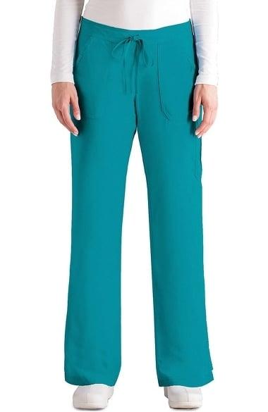 36b94d29dbc Clearance Grey's Anatomy™ Classic Women's 4-Pocket Elastic Back Scrub Pant