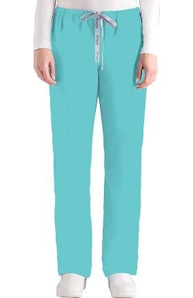 Clearance Grey's Anatomy Classic Women's 5 Pocket Straight Leg Pant