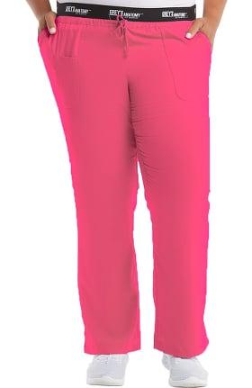 Active by Grey's Anatomy™ Women's Logo Elastic Drawstring Waist Scrub Pant