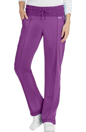 96505c02bc3 Active by Grey's Anatomy™ Women's Drawstring Yoga Scrub Pant