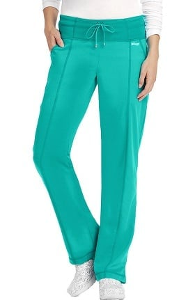 Clearance Active by Grey's Anatomy Women's Drawstring Yoga Scrub Pant