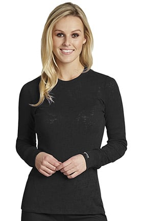 Clearance Grey's Anatomy™ Classic Women's Long Sleeve Burnout Underscrub T-Shirt