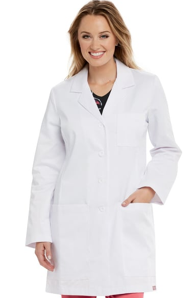 ICU by Barco Uniforms Women's 34-inch Princess Seam Lab Coat