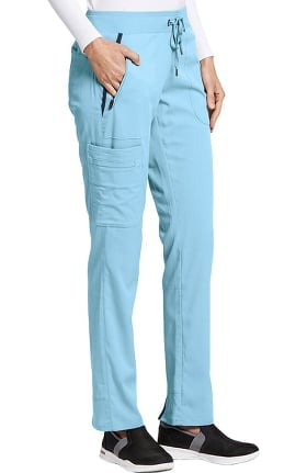 iMPACT by Grey's Anatomy Women's Drawstring Cargo Scrub Pant