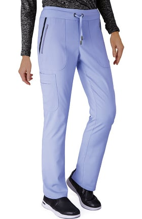 Clearance iMPACT by Grey's Anatomy Women's Drawstring Cargo Scrub Pant